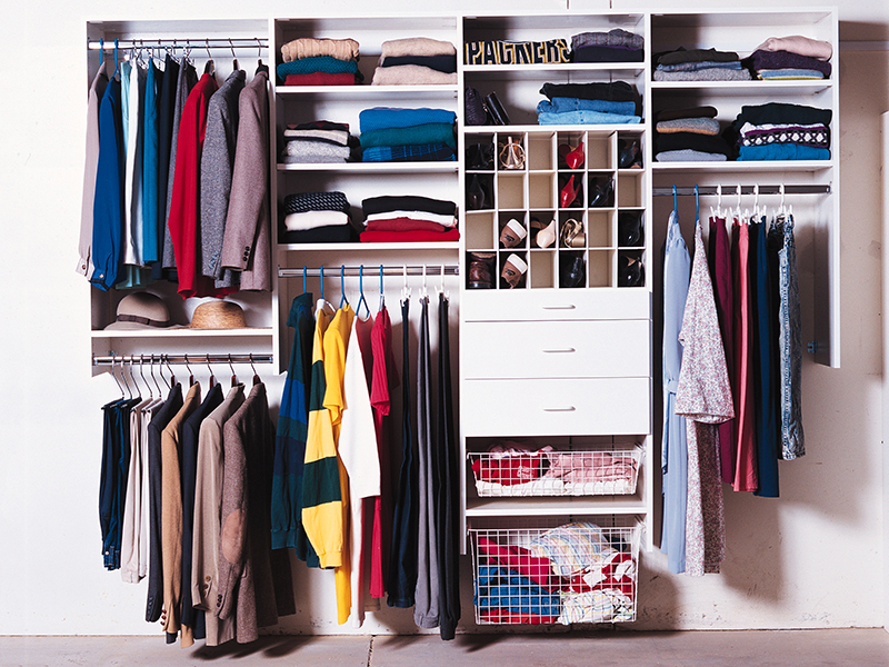 Small space upgrades worth splurging for: custom closets