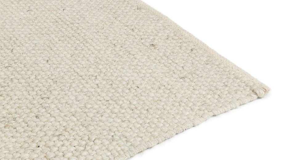 Texa Vanilla Ivory 5x8 rug, $399