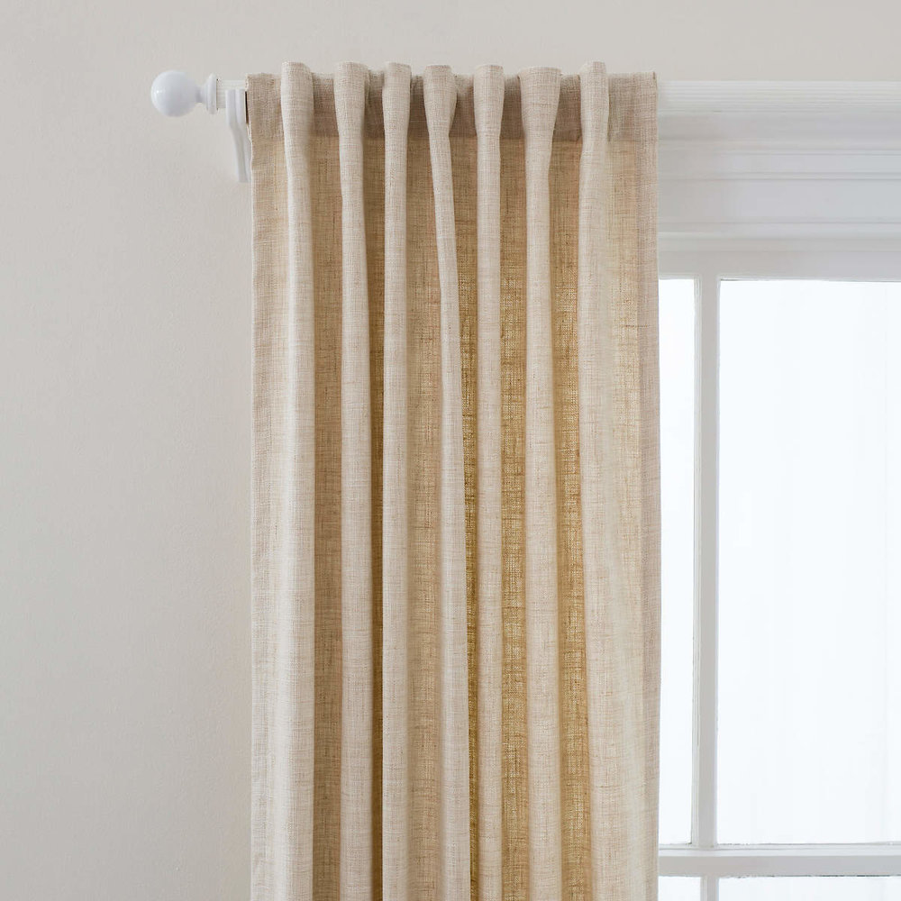 Greylock Indoor/Outdoor Curtain Panels