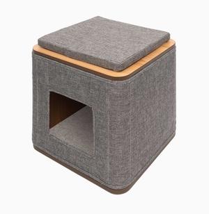 cat furniture modern. Vesper Cubo Cat Furniture Modern