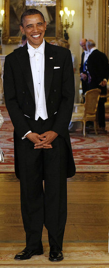 President Obama, British State Dinner