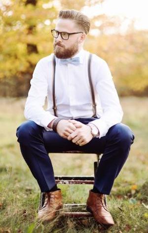 No Jacket + Bow Tie