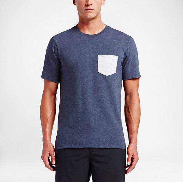 Hurley Pocket Tee $22