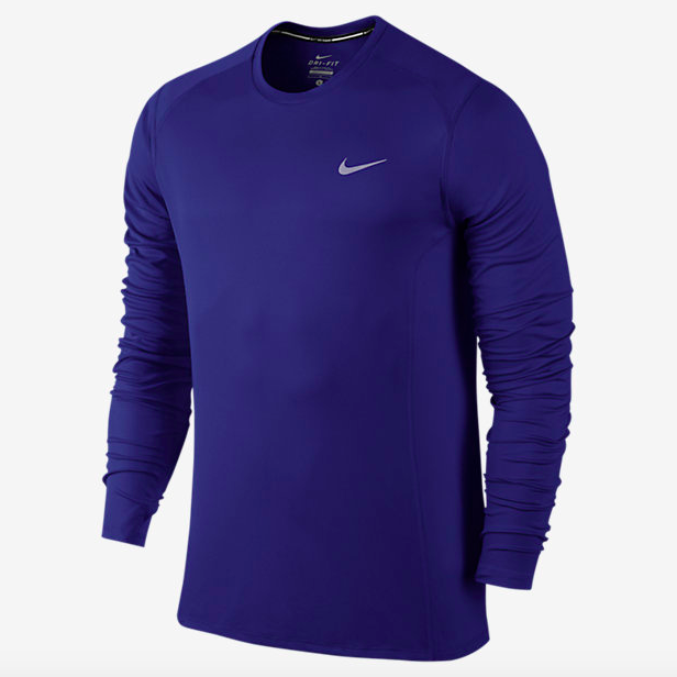 Well-Fitted Long Sleeve
