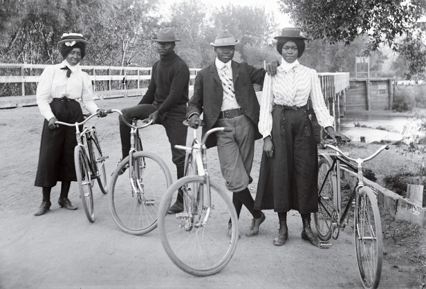 African Americans, early 1900s