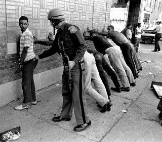 Police roundup, 1968