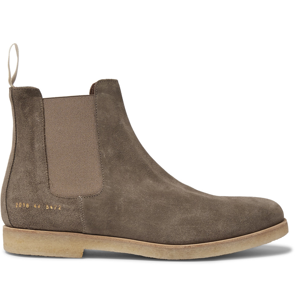 Common Projects Men's Chelsea Boot $525