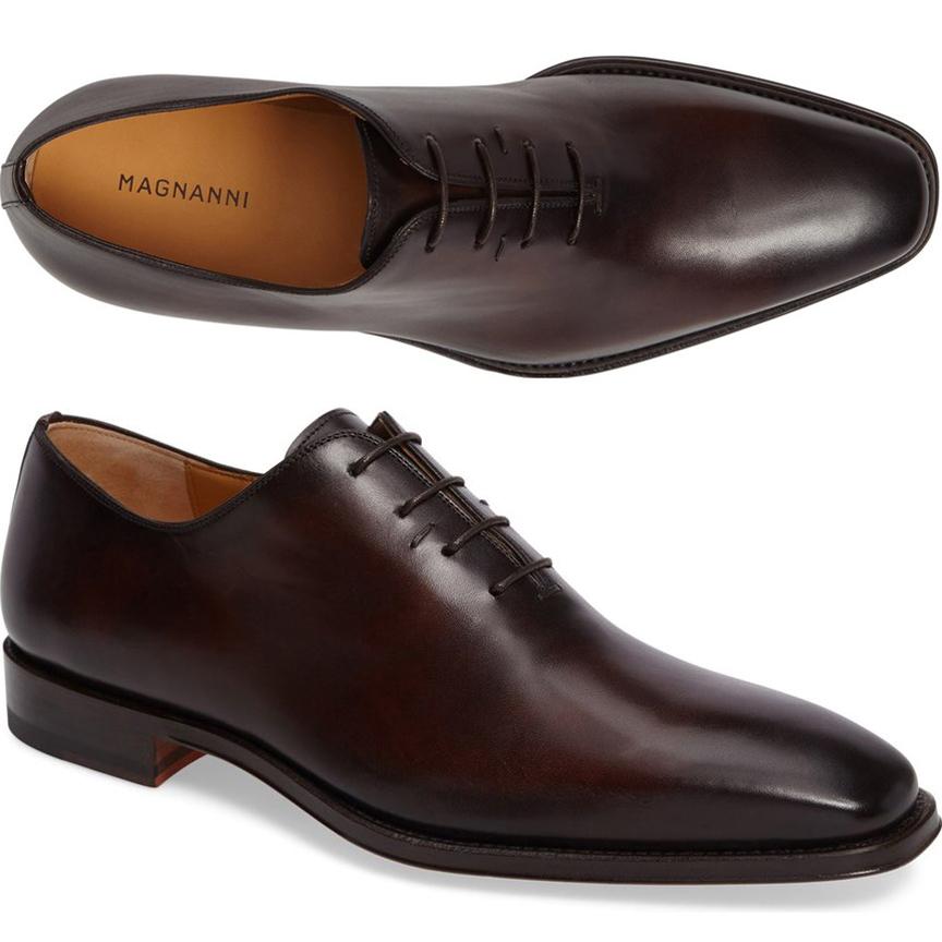 $350 Magnanni Oxford
