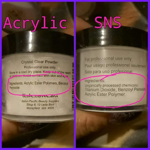 Nail Dip Powder Non Acrylic: Dip Powder Manicures: Sold As Safe And Organic… But Is It