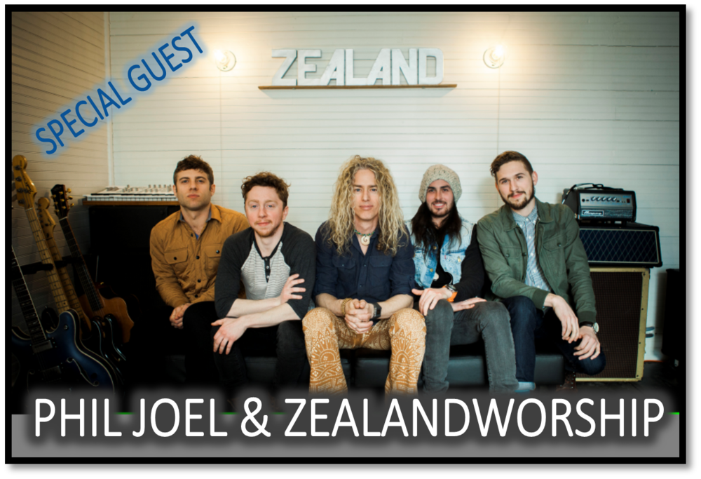 Phil Joel & Zealand Worship