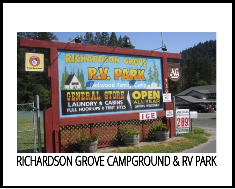 Richardson Grove Campground