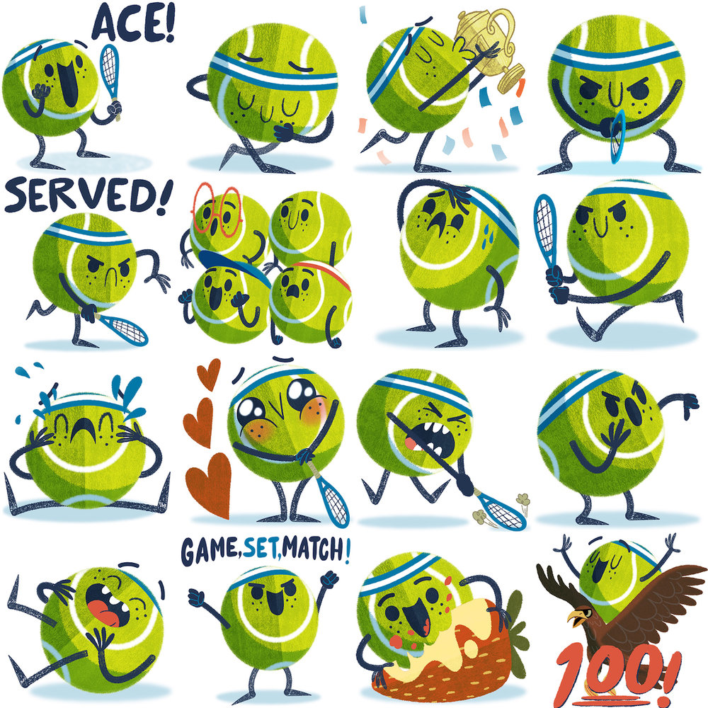 Ace The Tennis Star