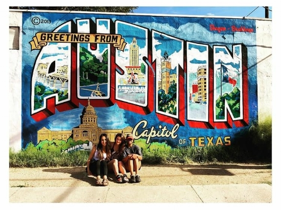 Austin, TX.  @gypsytravelnurse
