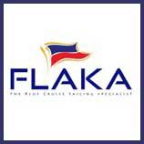 Logo Flaka Blue Cruise United Kingdom