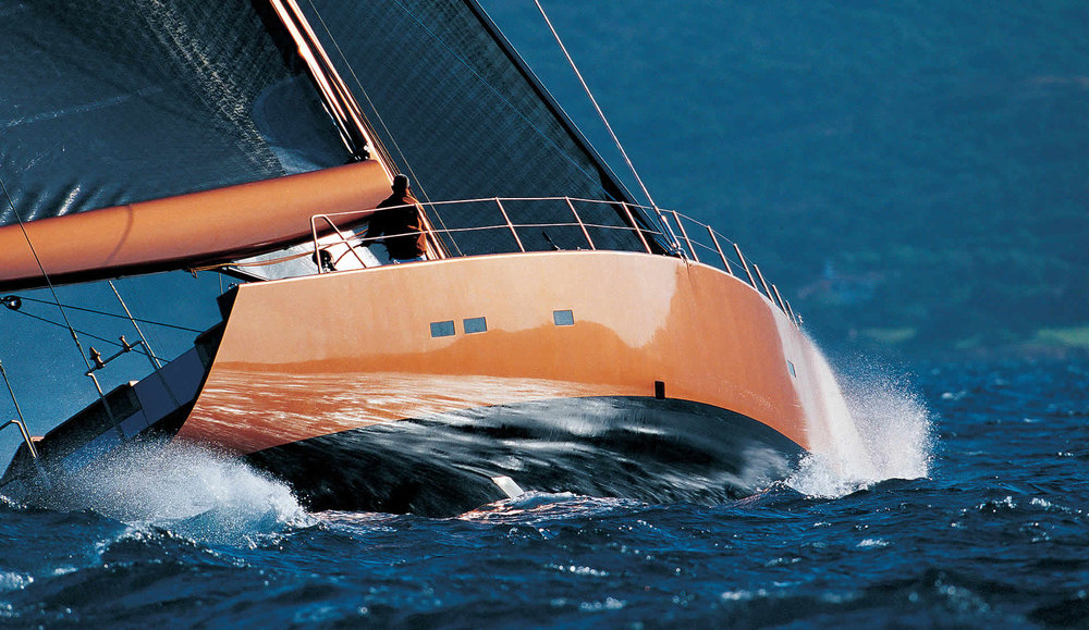 Sailing Yacht, Wally Tiketitetoo