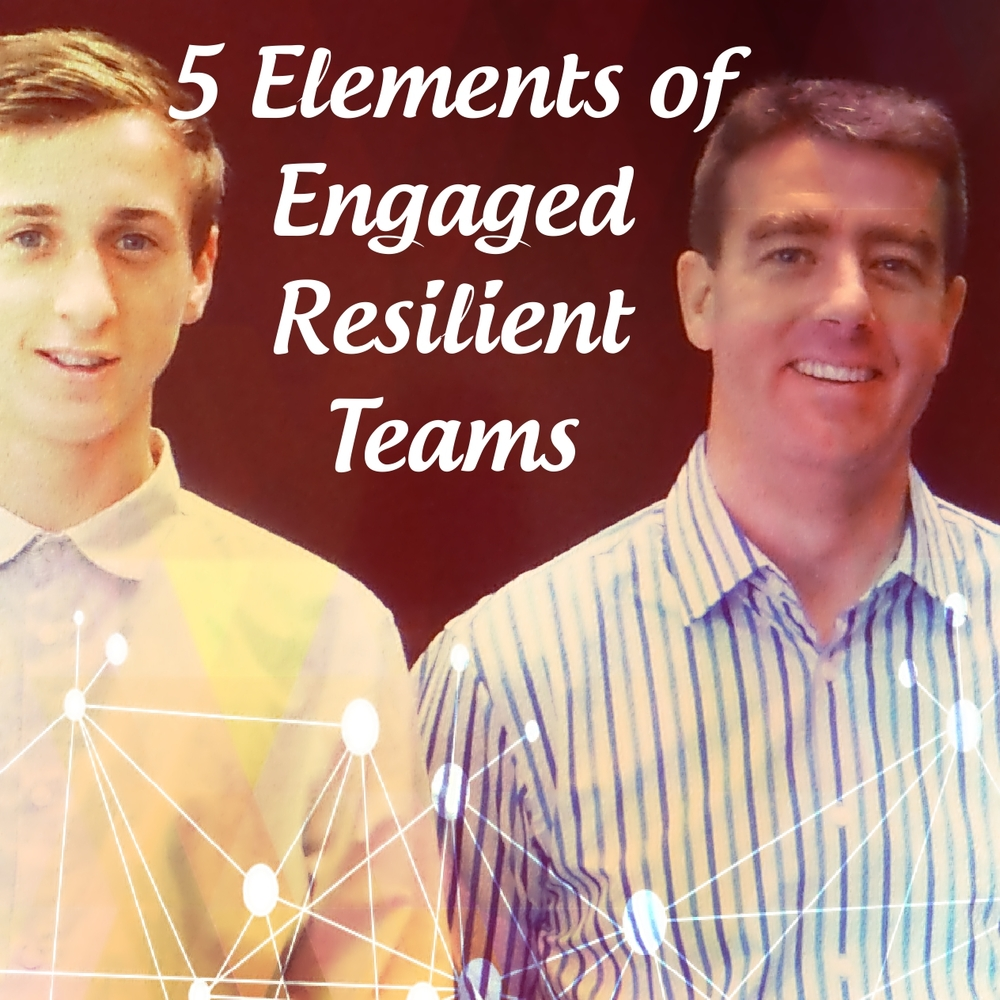 5 Elements of Engaged Resilient Teams