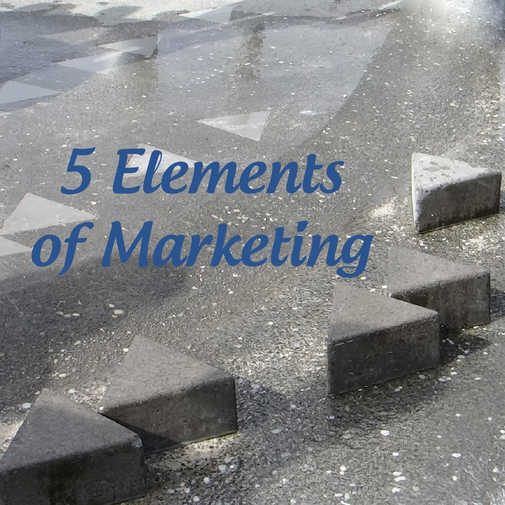 Five Elements of Marketing