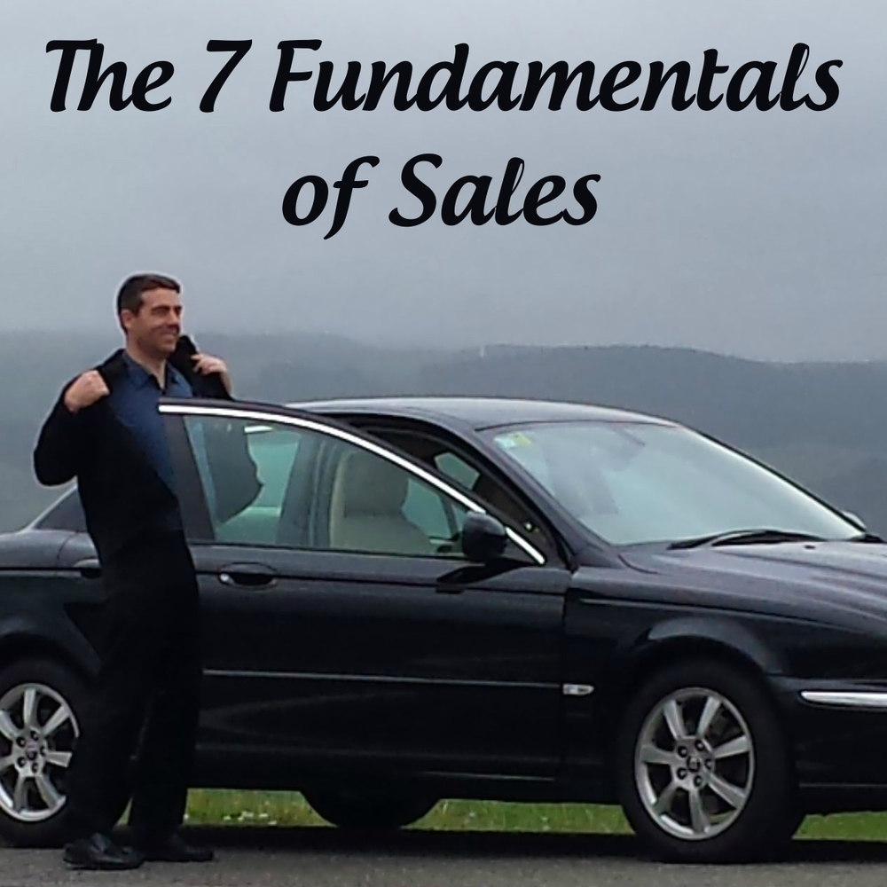 7 Fundamentals of Sales