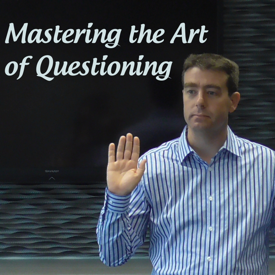Mastering the Art of Questioning