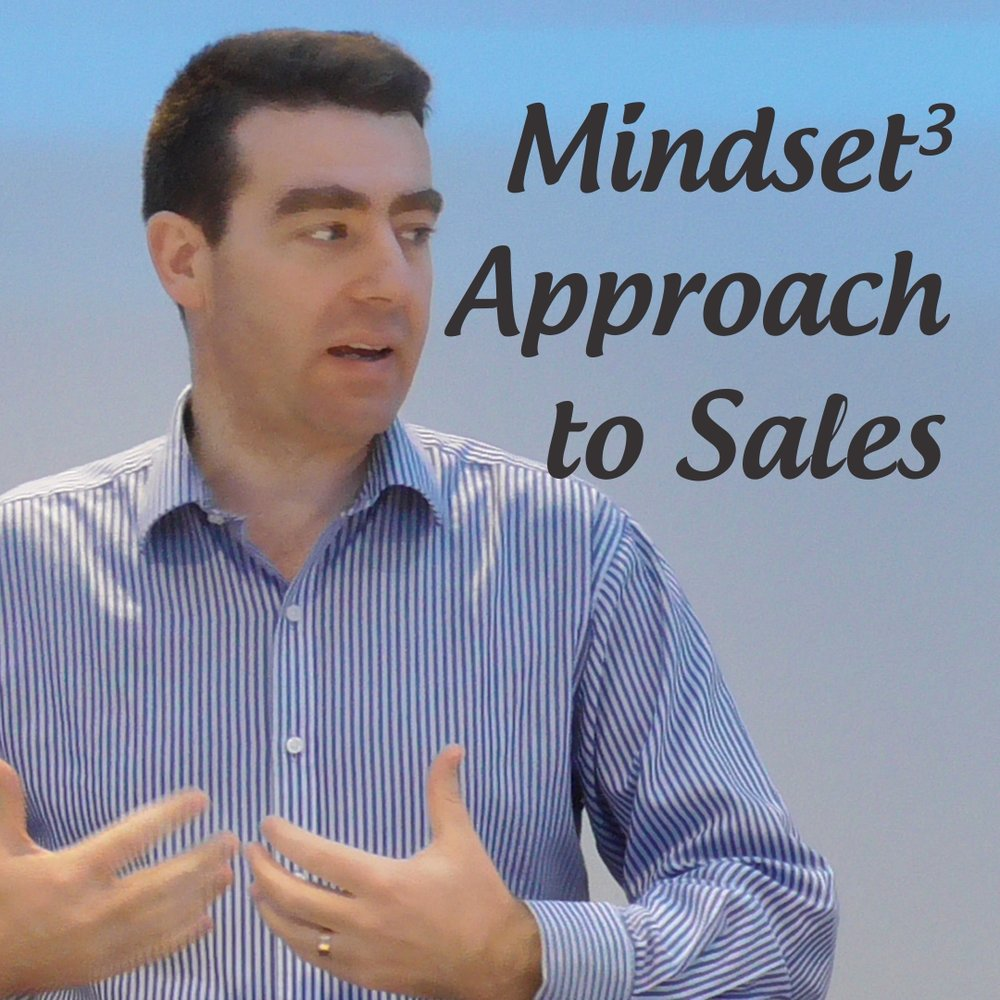 Mindset3 Approach to Sales