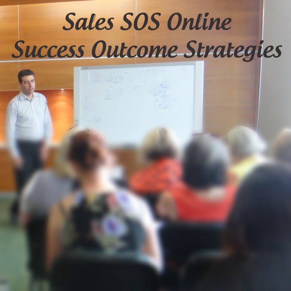 Sales SOS - Success Outcome Strategies