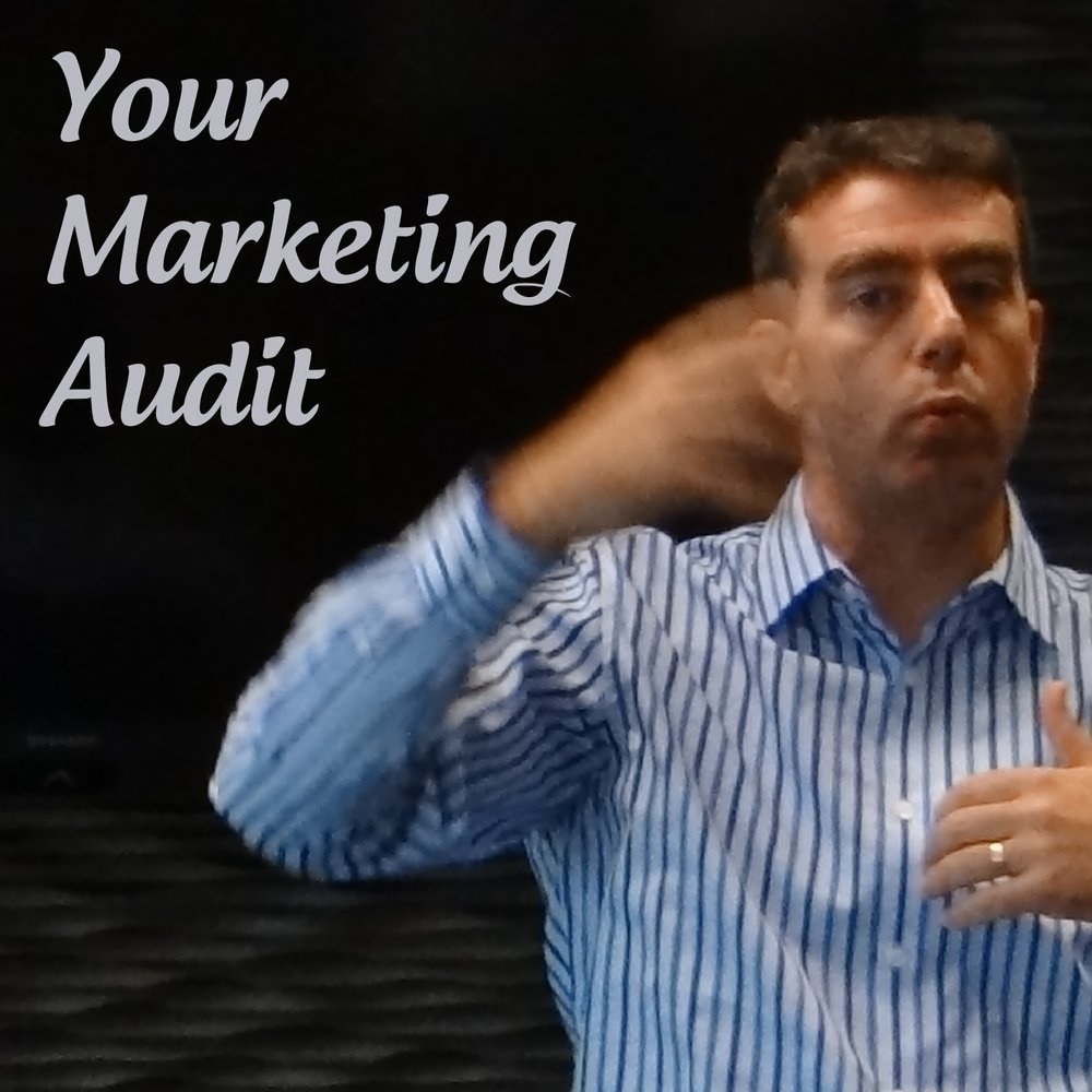 Your Marketing Audit