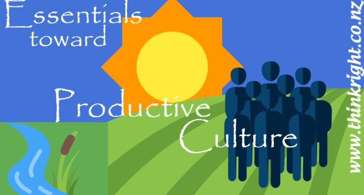 Productive Culture