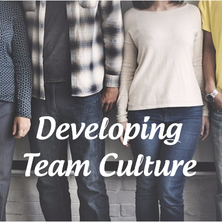 Developing Team Culture