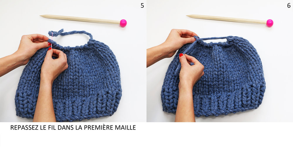 finition bonnet
