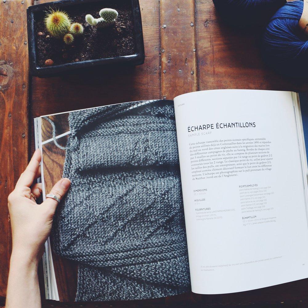 tricots et pulls marins