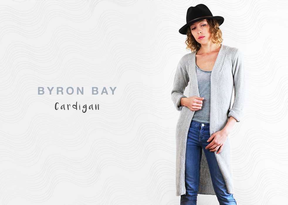 Byron Bay Cardigan