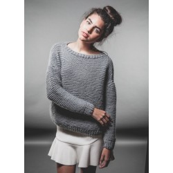 Classic Sweater Tricot Facile Petite Wool