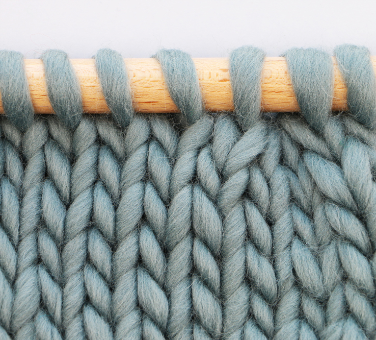 Knit 2 together  - stitches lean to the right. This technique is usually used on the right side of a knitting.