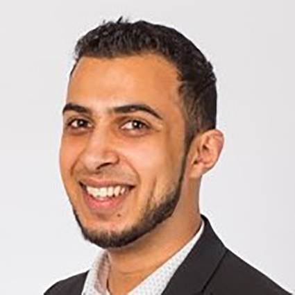 Nohman Ali I&C Client Services Director