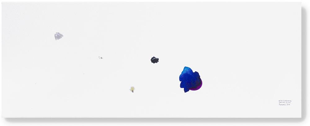 Intuition N°26, 23x60x2cm
