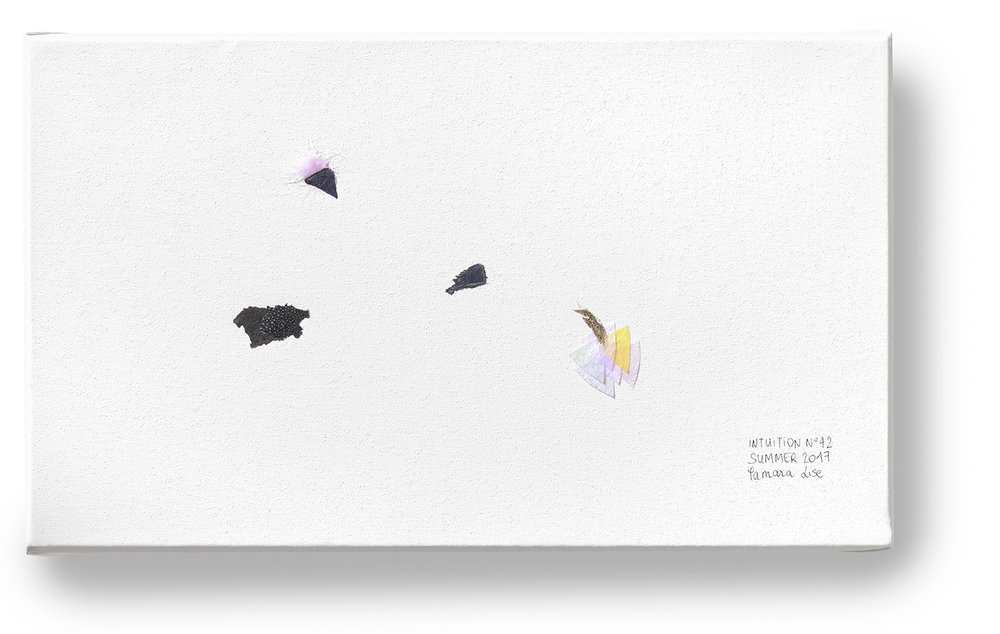 Intuition n°42, 16x27x2cm