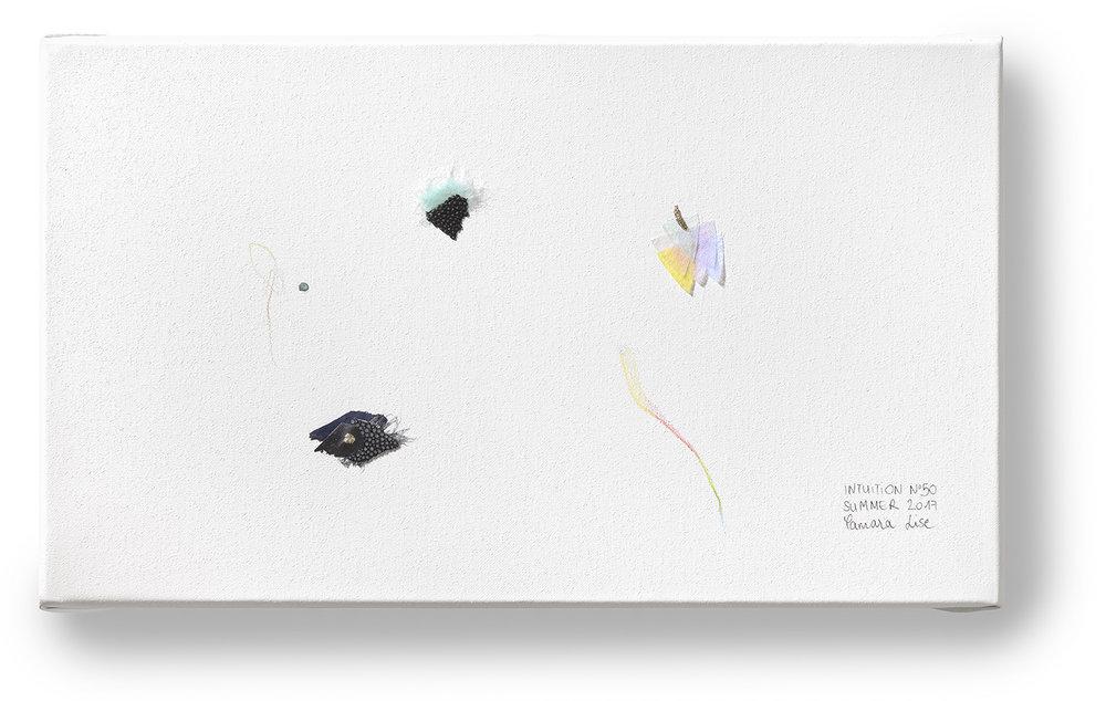 Intuition N°50, 16x27x2cm