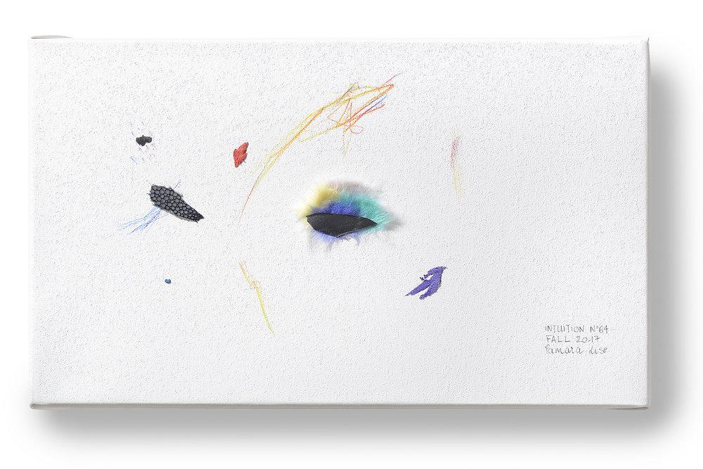 Intuition N°64, 16x27x2cm