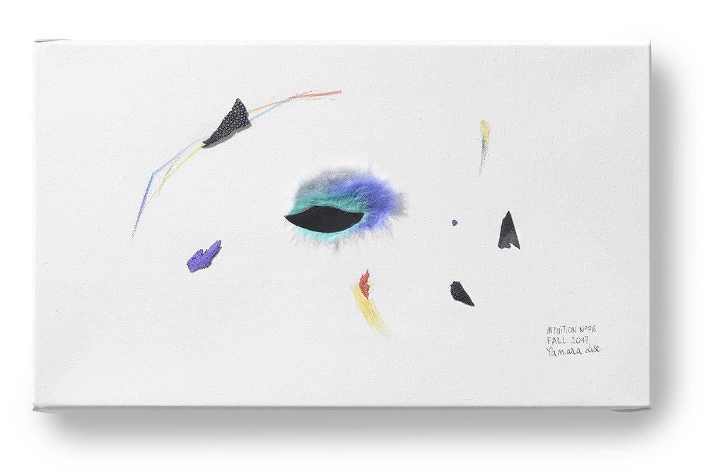 Intuition N°76, 16x27x2cm