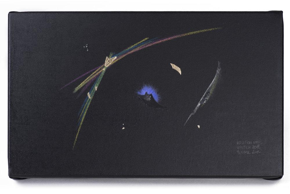 Intuition N°80, 16x27x2cm