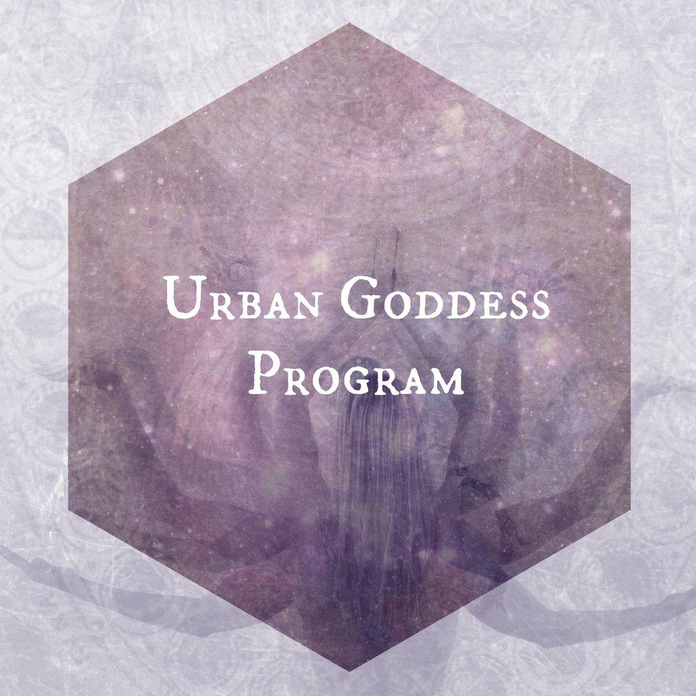 Module Eight - Living the Urban Goddess