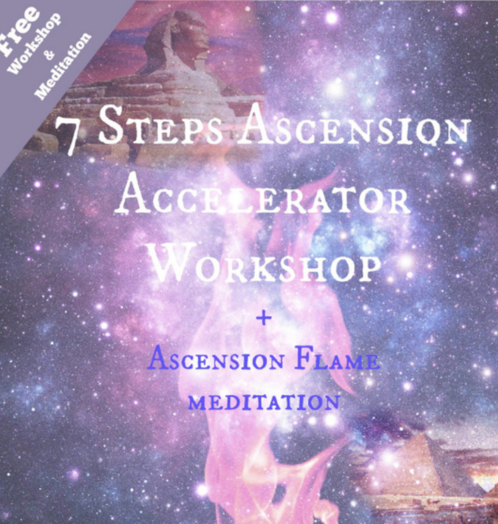 7 Steps Ascension Accelerator - Discover the Seven Steps to Accelerate your Ascension Journey