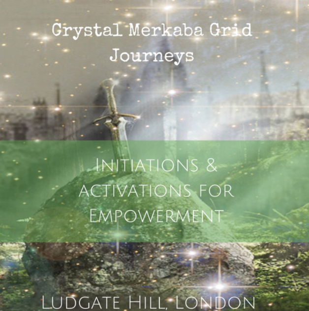 - Receive activations for spiritual empowerment so that you can step more into your Destiny & embody power through the heart.