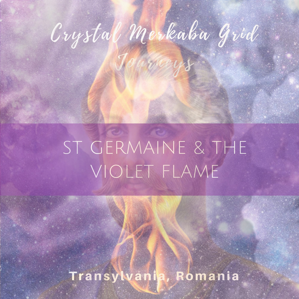 - Learn all about the Violet Flame & how to use it in your daily life.