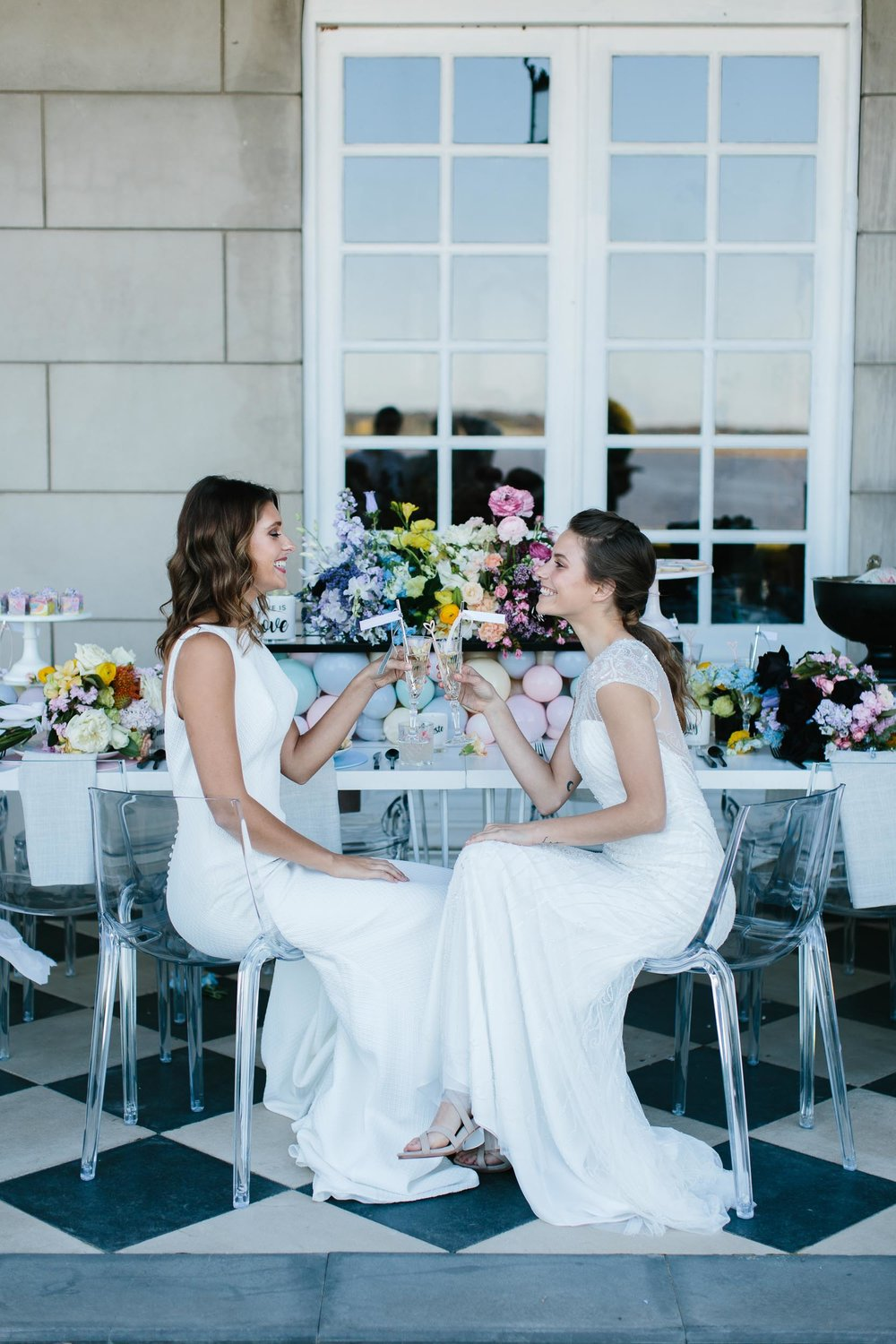 Same Sex Wedding Reception Photo | Wedding Photography by Kas Richards