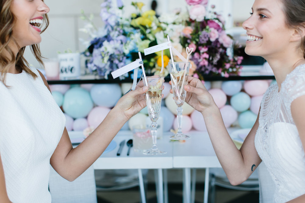 Wedding Cheers Photo Inspiration | Wedding Photography by Kas Richards