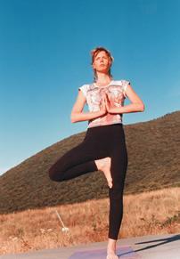 lucy bremner yoga teacher