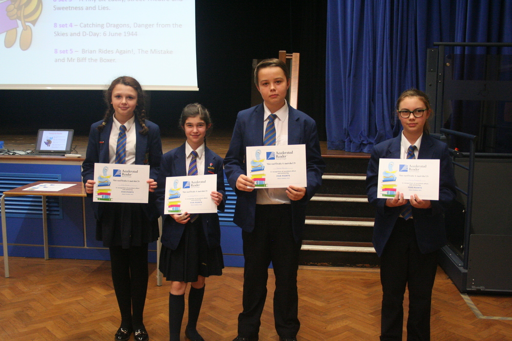 Year 8 reading assembly 010.JPG