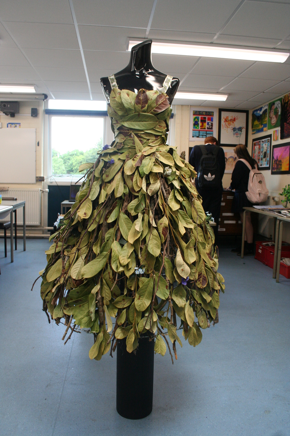 GCSE Art Exhibition 012.JPG