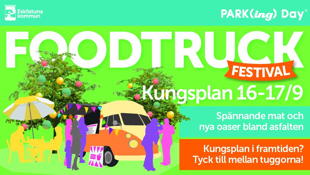 Eskilstuna bokar food trucks av oss hela sommaren Stockholm